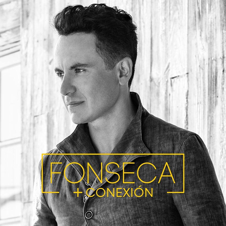 """Fonseca edición especial del álbum """"+Conexión"""""""
