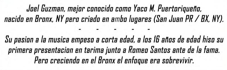 Yaco M