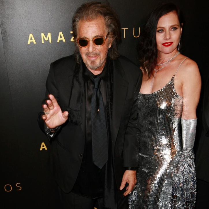 """""""Viejo y tacaño"""": las duras declaraciones de Meital Dohan al anunciar su separación de Al Pacino"""